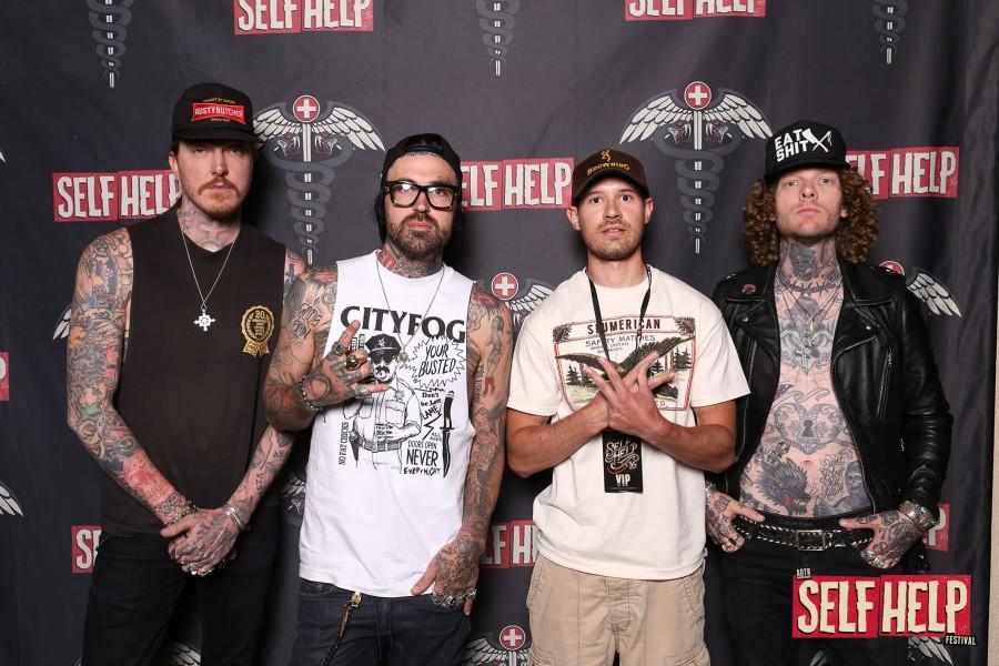 Meet&Greet-сессия Yelawolf на фестивале Self Help Fest 2016