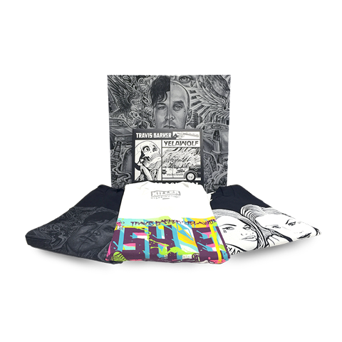 Комплект Out of Control / Psycho White Vinyl Bundle
