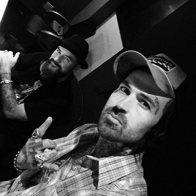Yelawolf, Jim Jonsin и DJ Klever работают над новым материалом