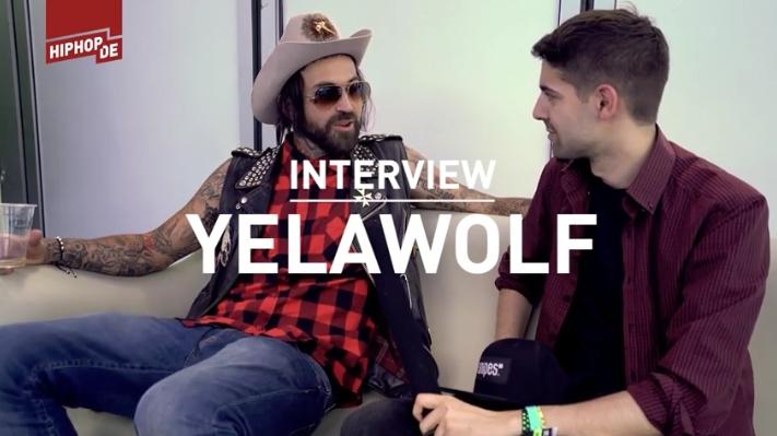 Интервью Yelawolf'а для портала HipHop.de