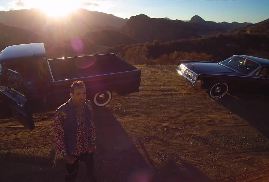 Yelawolf снимает клип на новый сингл с альбома Trial By Fire. Видео со съёмок