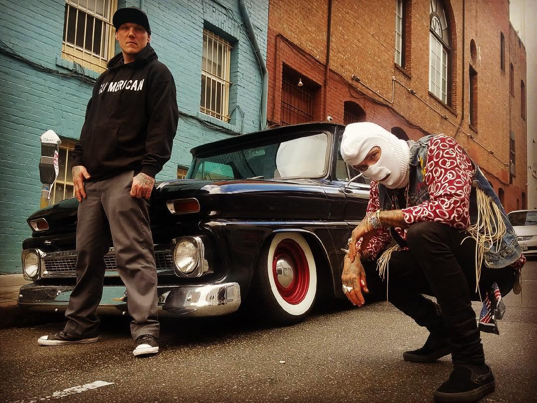 Как Yelawolf'у пришла идея устроить автопробег на Chevy