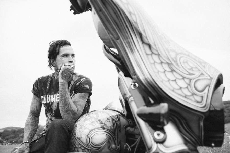 Yelawolf – Икона байкеров. Интервью для Hot Bike