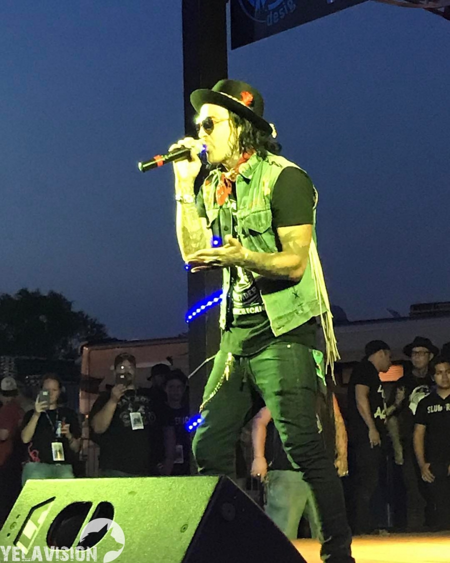 Yelawolf and DJ Klever LIVE 28/04/2017 in Greenville South Carolina! Yelavision