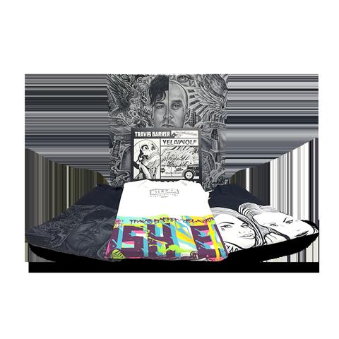 Комплект Out of Control / Psycho White Vinyl Bundle