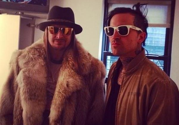 Yelawolf and Kid Rock