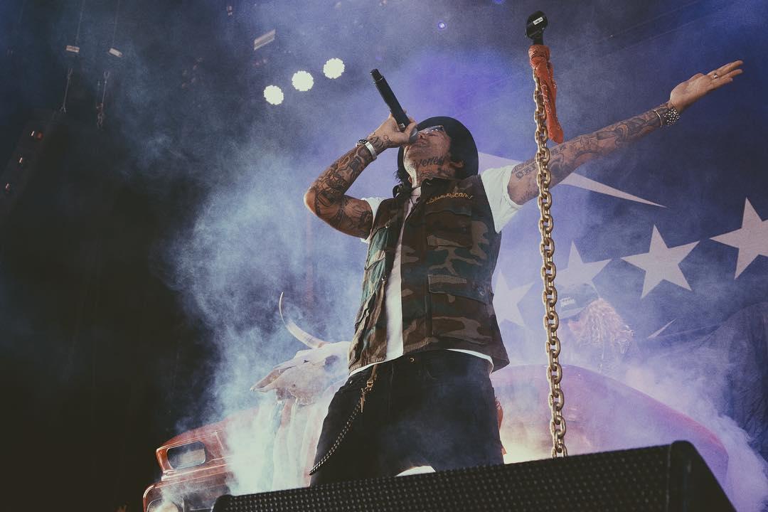 Yelawolf сделал заявление, касающееся релиза «Trial By Fire»!