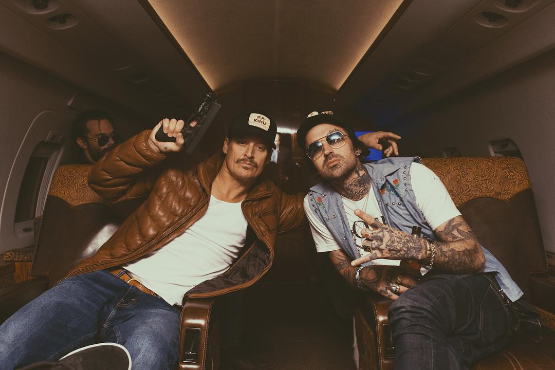 Yelawolf X Kid Rock @ Century Link Center Omaha